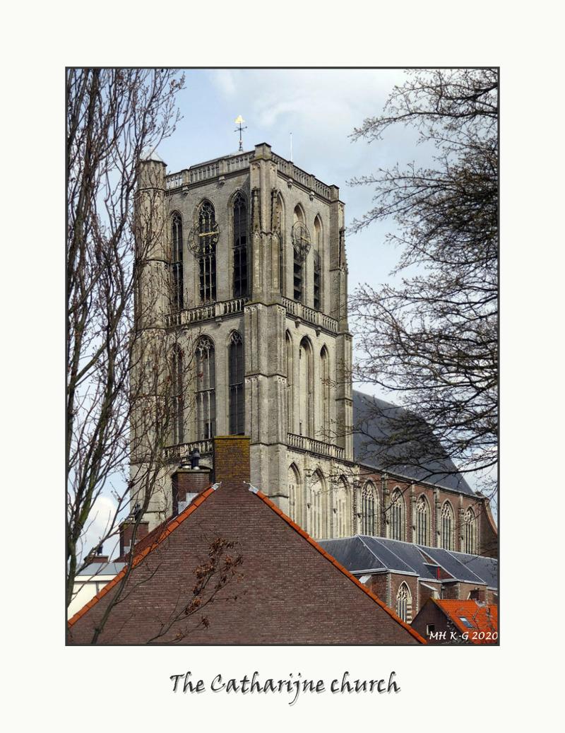 The Catharijne church : 6/6
