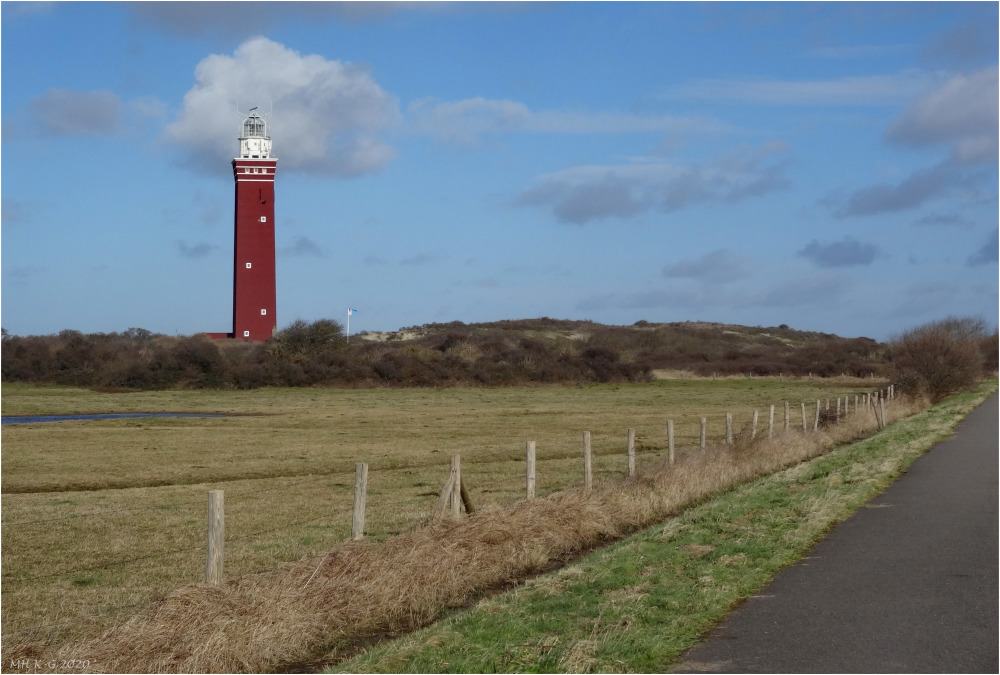 Lighthouse Westhoofd in Ouddorp