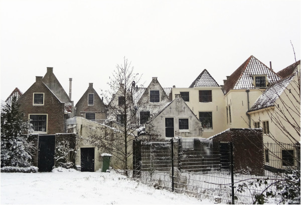 Winter in Holland : 1