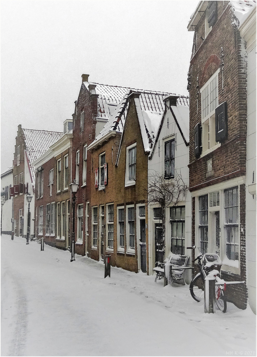 Winter in Holland : 2