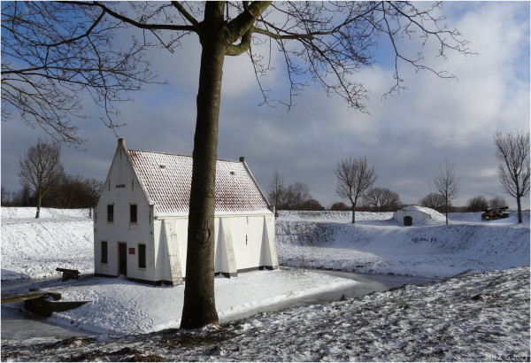 Winter in Holland : 4