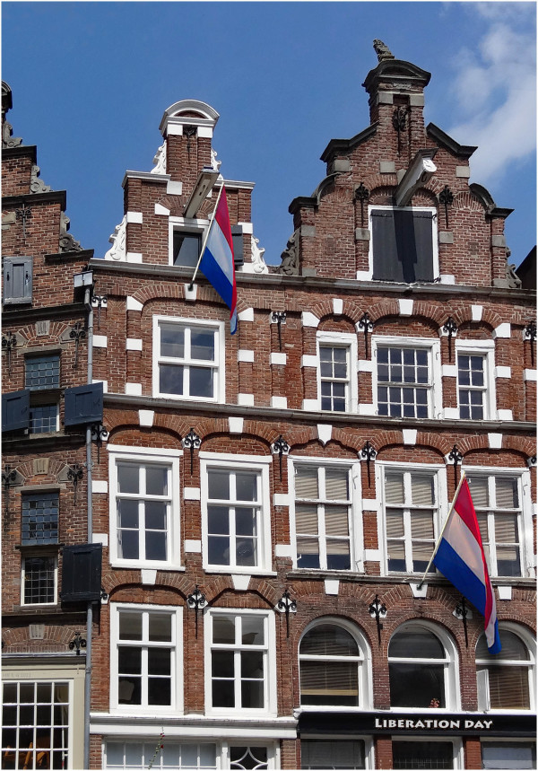 76 x Liberation day in Holland