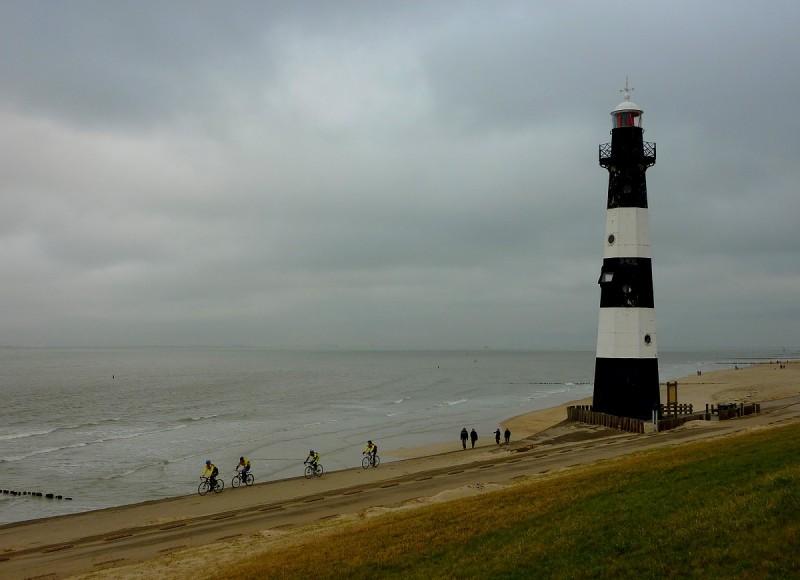 The Dutch coast 2