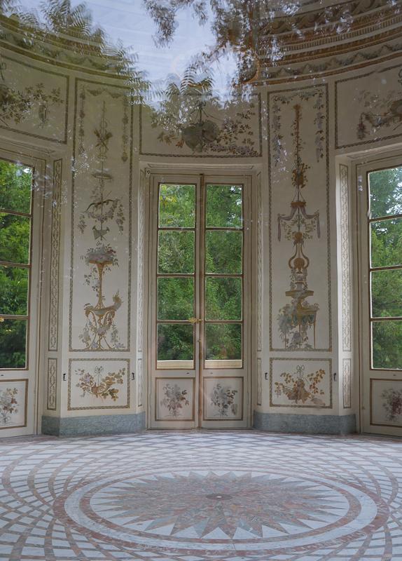 Belvédère - domaine de Marie Antoinette