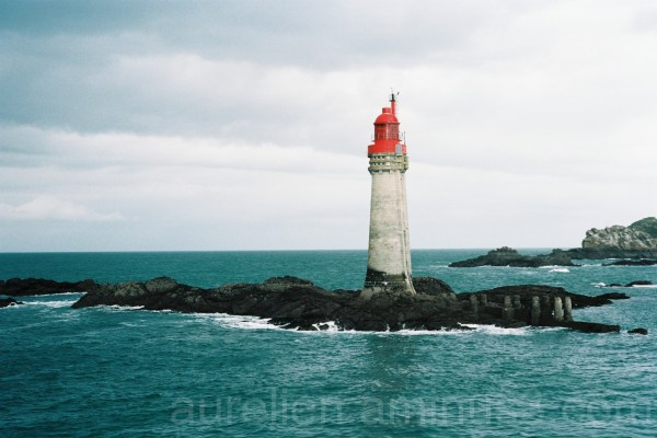 Lighthouse in Bretagne