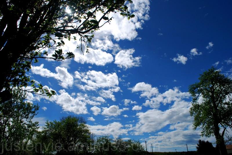 Regarder le ciel