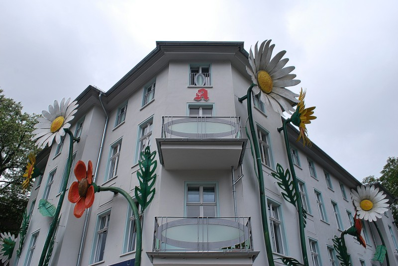 Berlin en vert