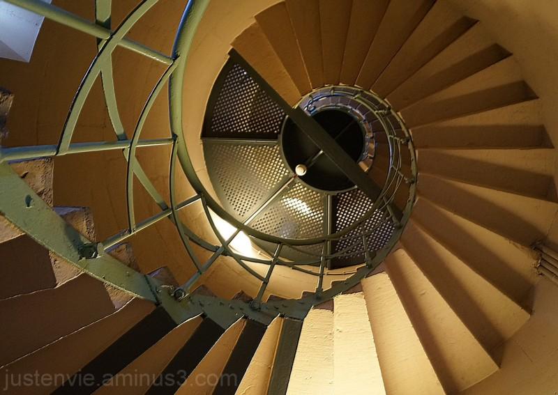 Les escaliers de la Siegessäule