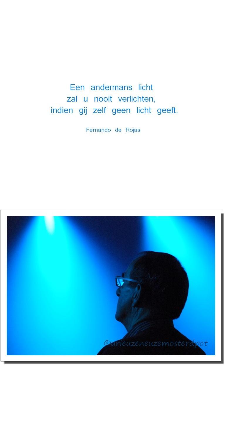 Andermans licht