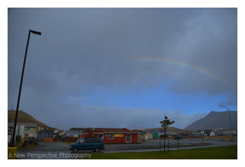 Dutch Harbor Rainbow