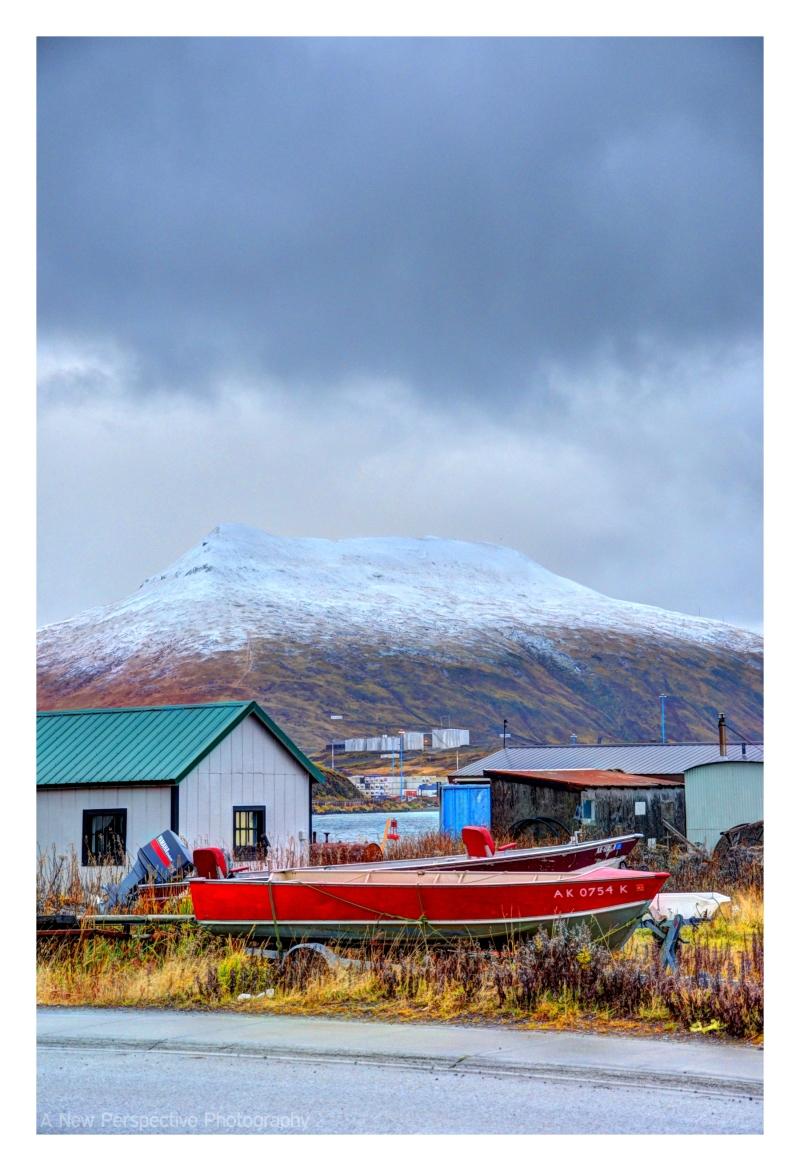 Unalaska Skiff