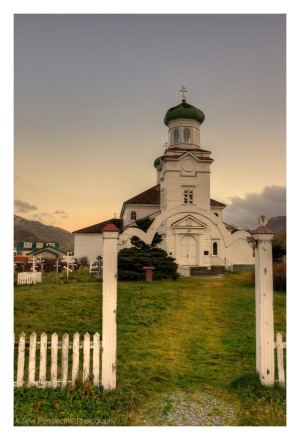 Unalaska Russian Orthodox Church