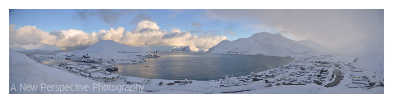 Unalaska Panorama