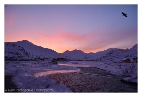 Unalaska Sunrise