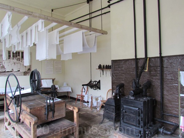 The Old Laundry Room