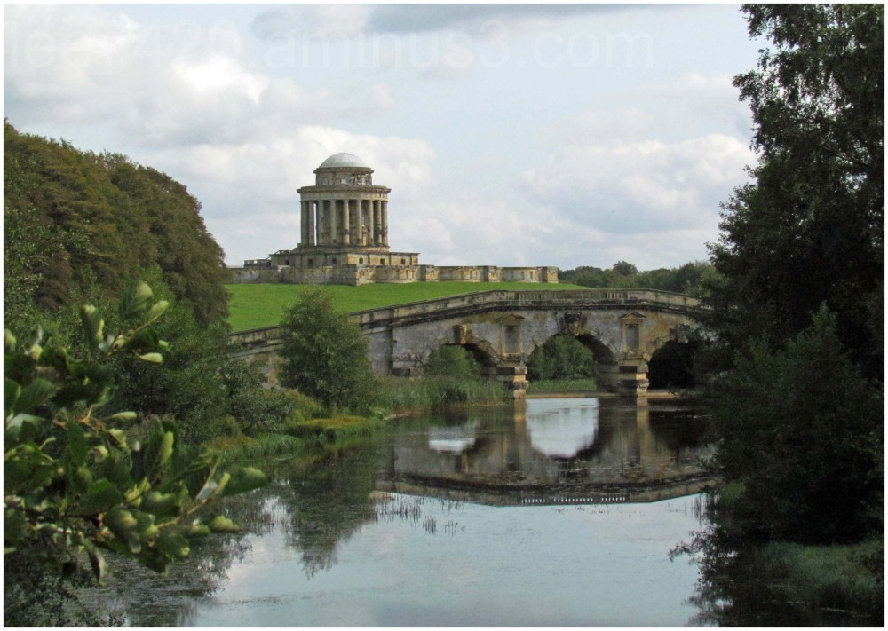 Mausoleum Castle Howard