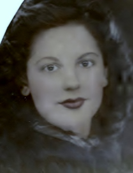 My very beautiful Grandmother.Antoinette Palozzolo