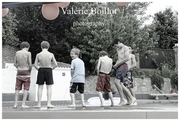 Cheeky boys!