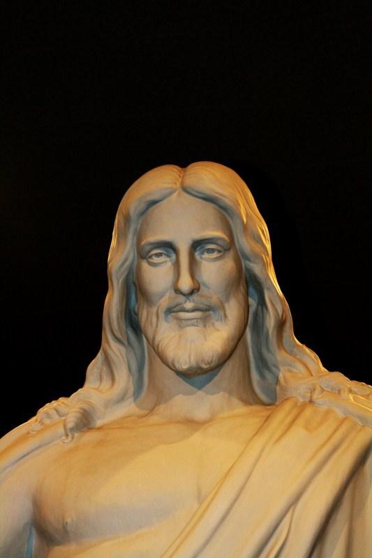 A Sculpture of Christ