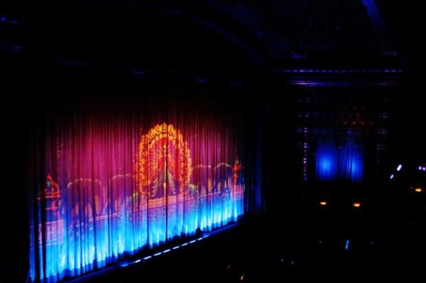 A Rare Look Inside El Capitan Theater