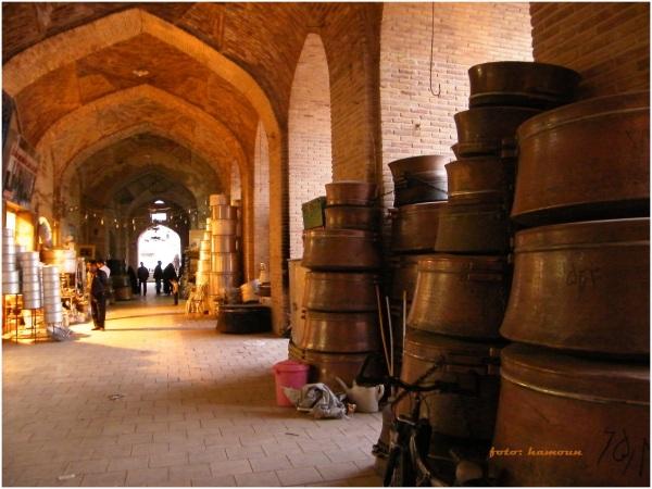 Bazar-e-Vakil Kermaan Iran