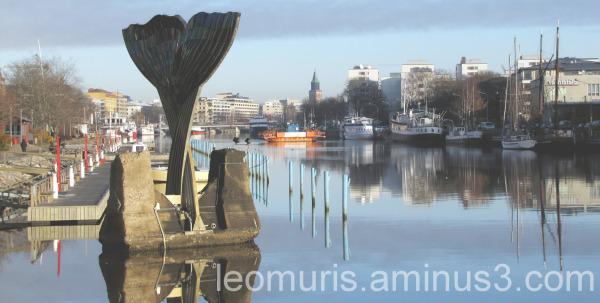river, ferry, cityscape