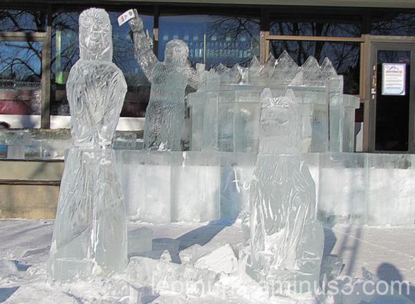 Jääbaari, Ice bar.