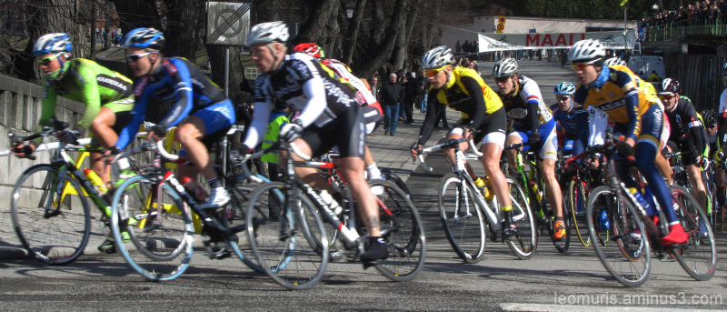 Cycling Competition.