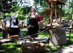 Keskiaikamarkkinat 2012 - Medieval Market 2012
