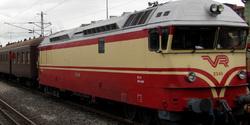 Dieselveturi - Diesel Locomotive.