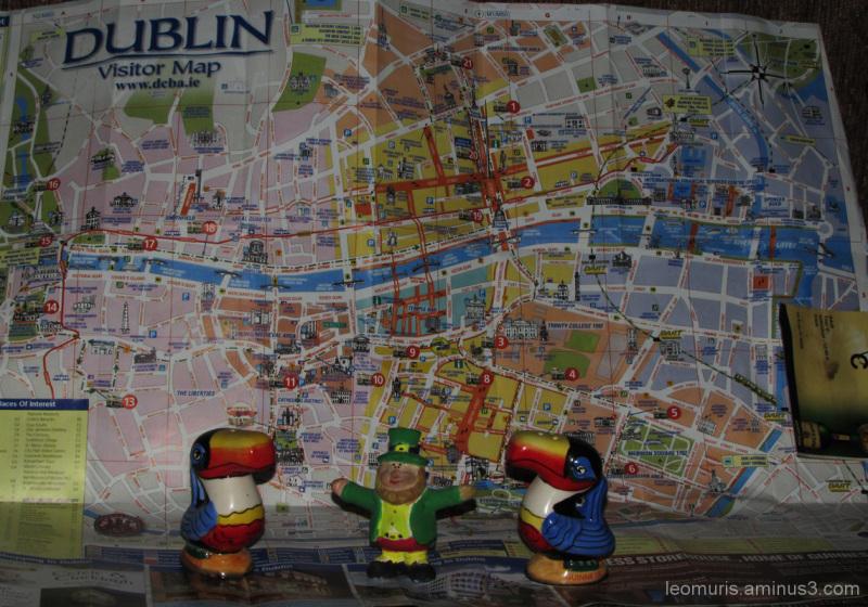 Muistoja Dublinista - Memories of Dublin