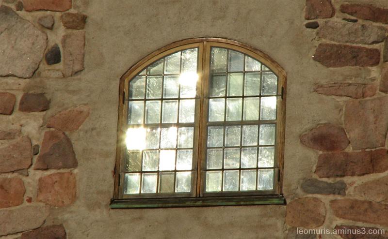 Linnan ikkuna - The window of the castle