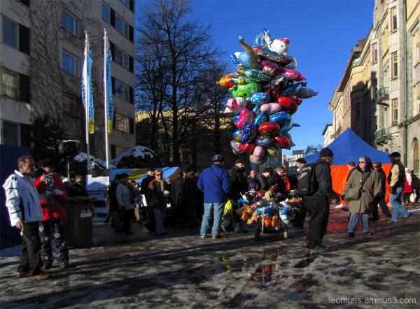 Markkinat - markets
