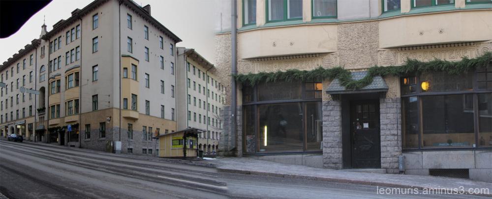 Uusi Apteekki - New Pharmacy