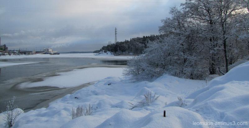 Satama - Harbour