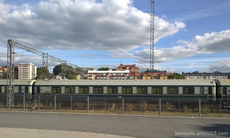 Kaupunki - Town