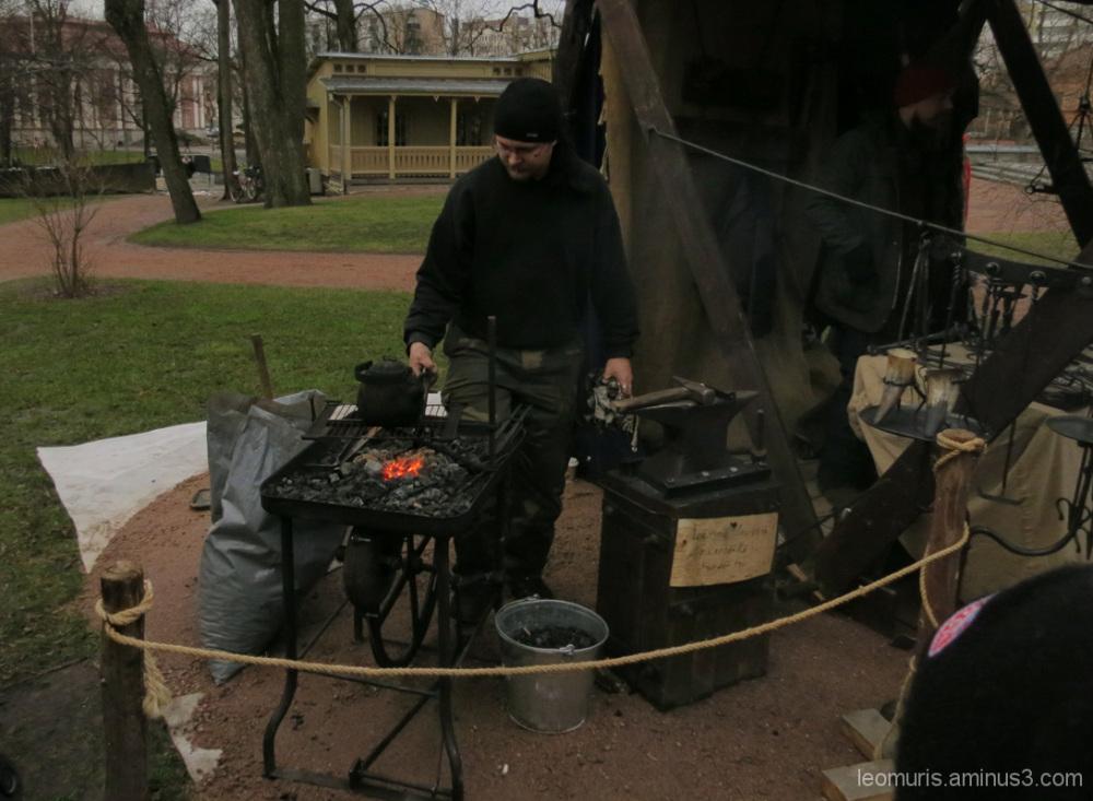 Seppä - Blacksmith