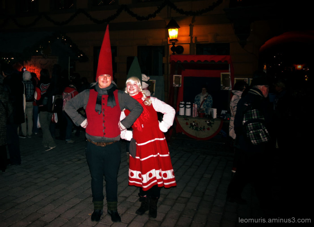 Two elves