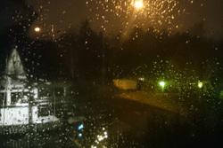 Rain, rain,