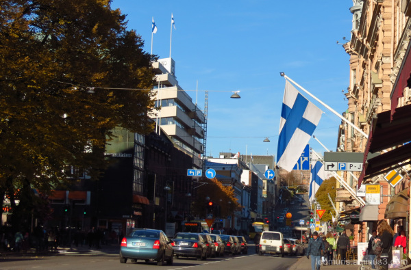 International UN Day in Turku.