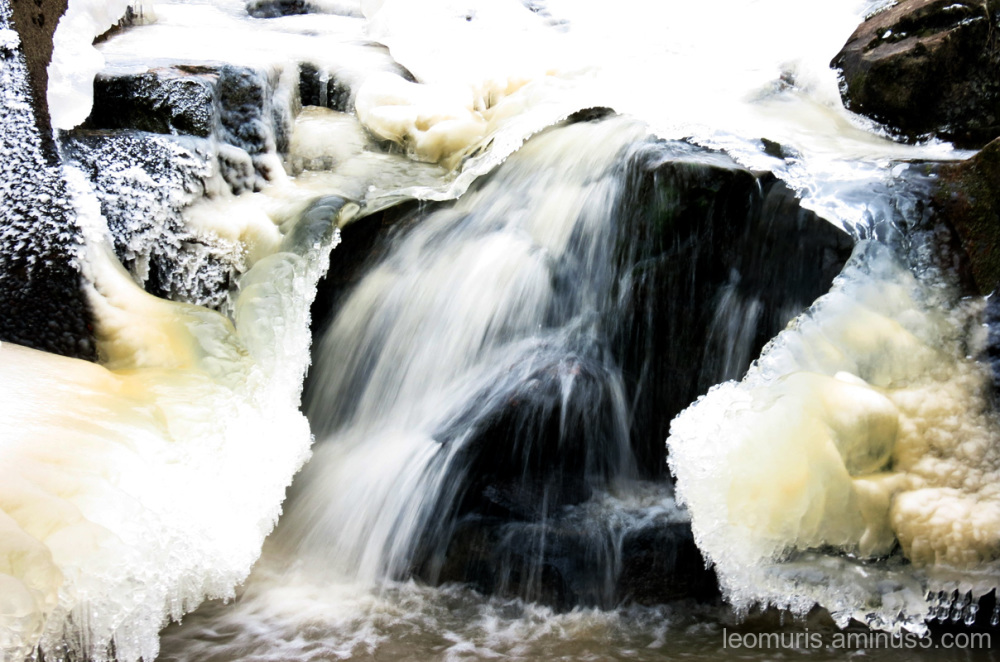 water, rapids,