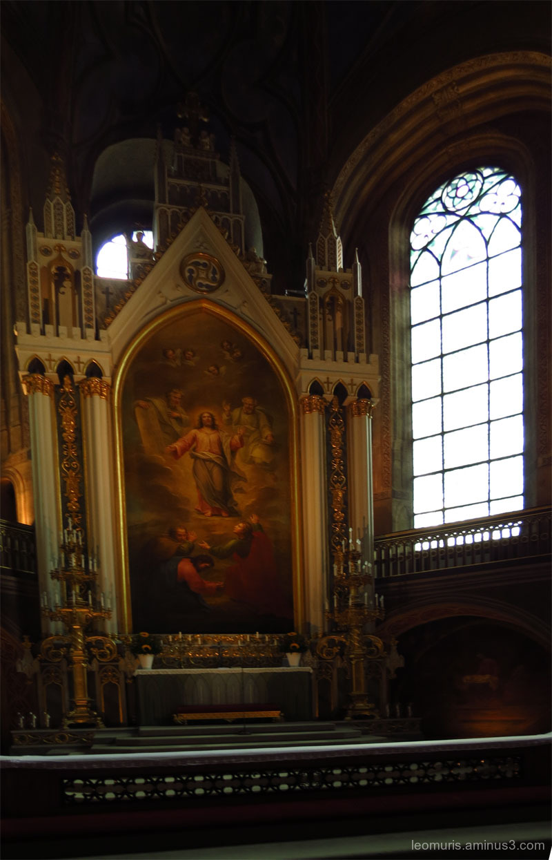 Altar of Turku Cathedral