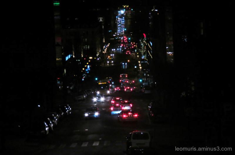 Traffic and lights