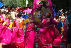 samba is joyful thing