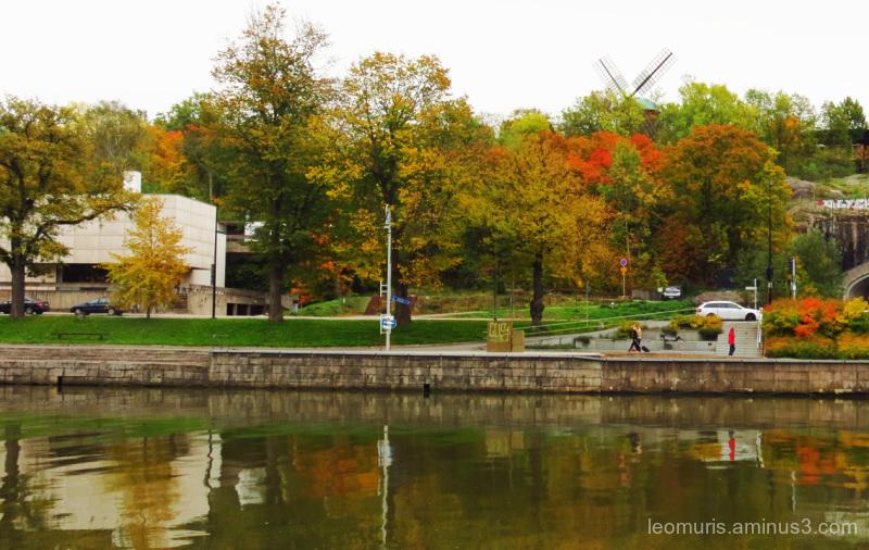 Autumn in Turku