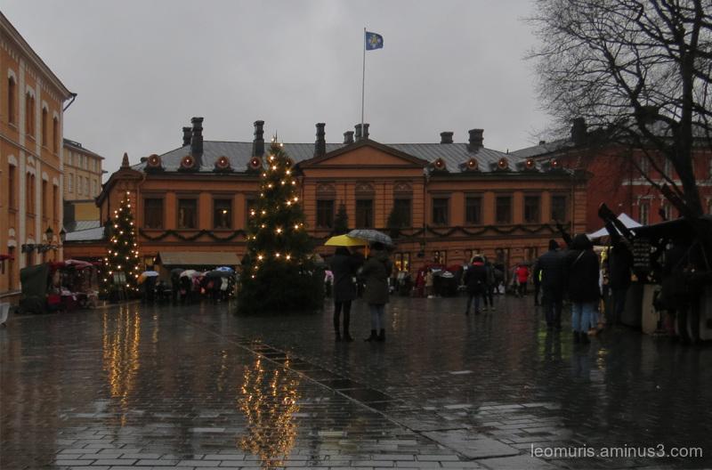 Rauny day Christmas market