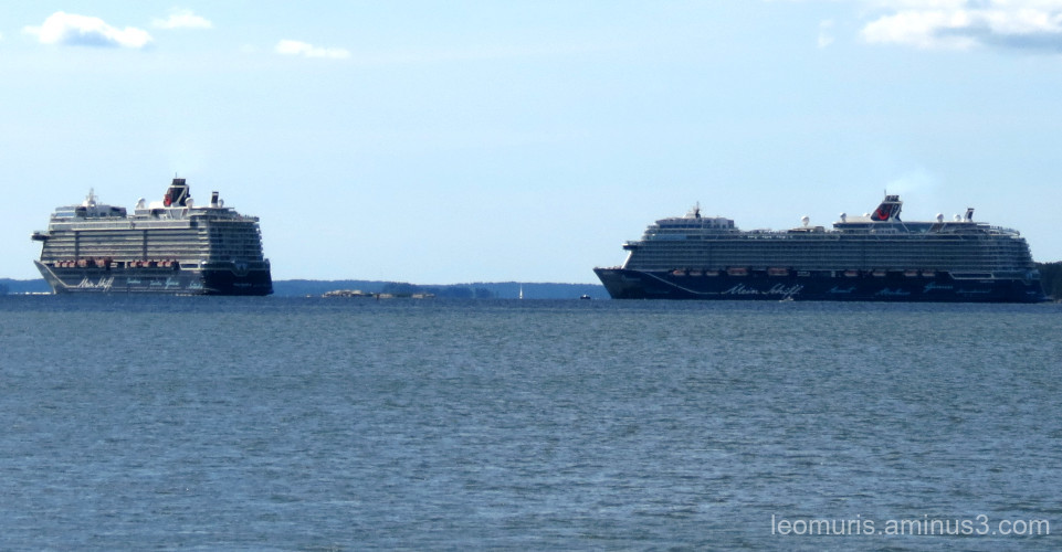two cruisers