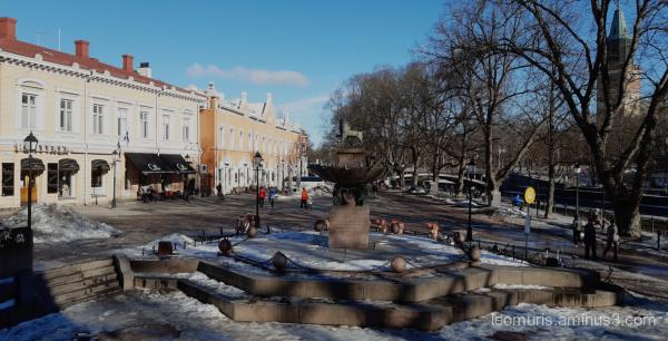 sunny square