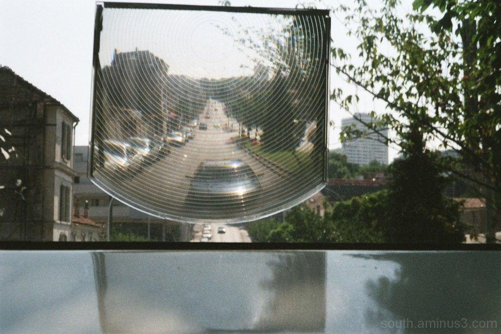 vue du bus