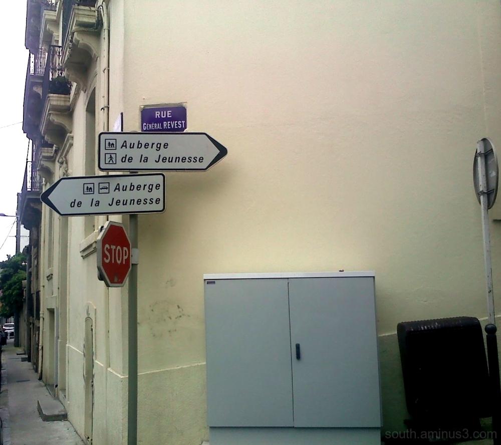 panneaux maison jeunesse street sete